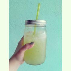 Agua de pepino<3 ☀