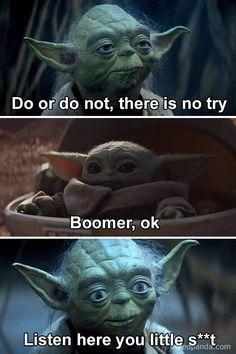 Here are some popular and funny baby Yoda memes. these memes will make your day for sure. Enjoy each and every one of these funny Yoda memes from Mandalorian Crazy Funny Memes, Really Funny Memes, Stupid Memes, Funny Relatable Memes, Hilarious Memes, Funny Stuff, Funny Drunk, Drunk Texts, Hilarious Animals