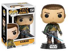 Pop! Star Wars: Rebels - Kanan