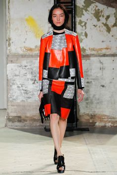 Proenza Schouler Spring 2013 Ready-to-Wear - Collection - Gallery - Style.com