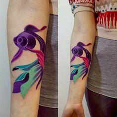 Sasha Unisex-tattoo