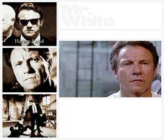 Mr. White by Sunlandictwin.deviantart.com on @DeviantArt