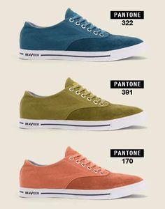 pantone shoes - Google Search