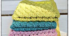 Tuli pakottava tarve virkata näitä kuulemma käteviä tiskirättejä, niitä kun niin kovasti kehutaan eri foorumeilla. Niinhän siinä kävi että ... Tuli, Blanket, Crochet, Ganchillo, Blankets, Cover, Crocheting, Comforters, Knits