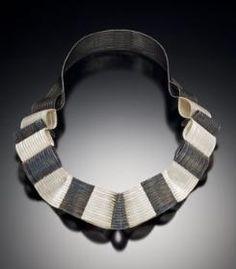 Anastasia Azure,artist at Lireille - Gallery of Contemporary Jewelry an Art