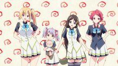 Funimation Unveils Myriad Colors Phantom World's Dub Cast by Mike Ferreira