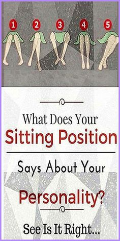 This Is What Your Sitting Position Reveals About Your Personality Natural Life, Natural Living, Natural Healing, Healthy Tips, Healthy Recipes, Healthy Food, Home Remedies, Natural Remedies, Love Failure Quotes