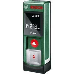 BARGAIN Bosch PLR 15 Digital Laser Rangefinder JUST £29.99 At Amazon - Gratisfaction UK Bargains #bargains #bosch