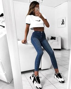 Account Locked - Latest Girly Outfit Ideas for Summer - . - Account Locked – Latest Girly Outfit Ideas for Summer – # Girlish - Teenage Outfits, Teen Fashion Outfits, Latest Outfits, Girly Outfits, Trendy Outfits, Fall Outfits, Summer Outfits, Fashion Fashion, Classy Outfits For Teens