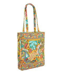 50aedc66899a Love this Provencal Laptop Travel Tote by Vera Bradley on  zulily!   zulilyfinds Laptop