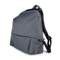 meuse backpack (black melange)