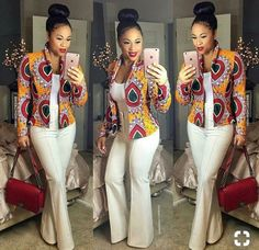 Ankara styles are the most beautiful pieces of clothing. Ankara Styles is one of the hottest African fashion you need to wear. We have many Women's African Fashion Style Outfits for you Perfe… African Inspired Fashion, African Dresses For Women, African Print Dresses, African Print Fashion, Africa Fashion, African Attire, African Wear, African Fashion Dresses, African Prints