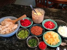 What Vegan Kids Eat: VEGAN Hawaiian Haystacks