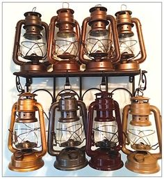 Custom Rustic Lanterns- Centerpiece Deal 1 Lrg + 2 Reg For $50/table- Size & Color Options $50