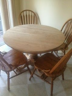 """EcoSolve's Happy Customer of the Day!  """"I stripped my table tops with the Home Strip gel inside my house, and it worked great. No fumes, no issues on my skin, just like you said. What you may find interesting is..."""""""
