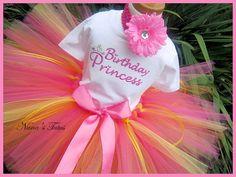 Princess Party Tutu