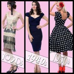 50 Vintage Inspired Clothing & Retro Clothing Stores We Love http://www.vintagedancer.com/vintage/vintage-inspired-clothing-retro-clothing/