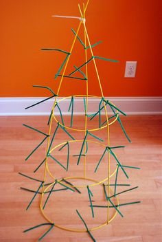 Holy cow! This was a lesson in crafting endurance and bad Pinterest judgement. I had been searching for a front porch tree and was about...