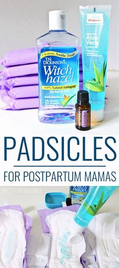 These DIY Padsicles for postpartum mamas are a lifesaver. MUST do before having a baby! baby supplies Padsicles - Easy Instructions for Frozen Postpartum Pads Postpartum Care, Postpartum Recovery, Postpartum Must Haves, Best Postpartum Pads, After Birth, After Baby, Baby Must Haves, New Born Must Haves, Baby Boys