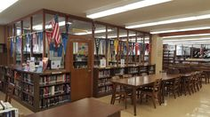 Our library college office resource center