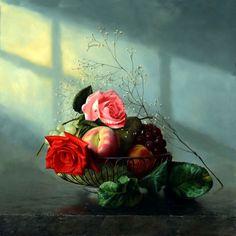 3693 Meilleures Images Du Tableau Peinture Fleurs En 2019
