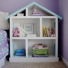 Αποτέλεσμα εικόνας για doll house bookcase