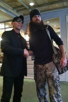 Duck Dynasty and Swamp People meet!