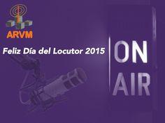 Sin ellos la Radio no sería lo que es... #FelizDíaDelLocutor