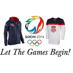 """""""Let The Games Begin!"""" by wardrobe-rehab on Polyvore"""