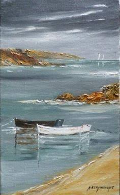 André Kermorvant ~ Les 2 Barques