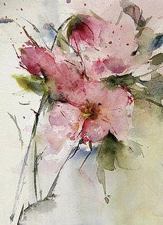 Roses by Annemiek Groenhout