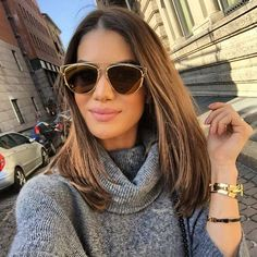 Dior Technologic Sunglasses: Camila Coelho #sunglasses #DiorTechnologic
