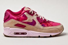 best website 9f97d 9dc15 The Liberty x Nike Air Max 90 Floral Print