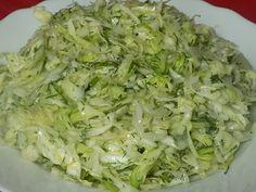 Surówka z młodej kapusty z koperkiem Salad Recipes, Healthy Recipes, Polish Recipes, Polish Food, Simply Recipes, Food To Make, Salads, Food And Drink, Healthy Eating