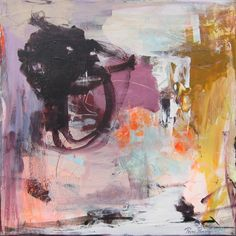 TRINE PANUM is an artist from Denmark and her exhilarating paintings  are all very.unique work…