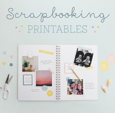 FREE Scrapbooking Printables