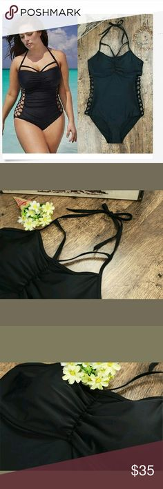 Selling this Sexy Black Monokini on Poshmark! My username is: free_universe. #shopmycloset #poshmark #fashion #shopping #style #forsale #FashionShow #Other