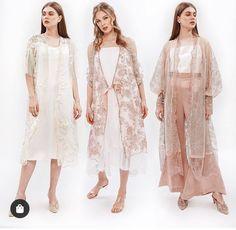 Dress Brukat, Hijab Dress Party, Dress Outfits, Lace Dress, Fashion Dresses, Dress Brokat Modern, Kebaya Modern Dress, Model Dress Kebaya, Kebaya Lace