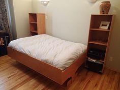 Hidden Desk Bed Plans