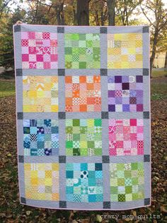 a quilter's palette complete   crazy mom quilts   Bloglovin'