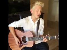 Justin Bieber - Sorry (cover by Carson Lueders)