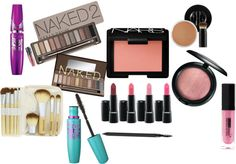 """Makeup"" by nikki-tallent on Polyvore"