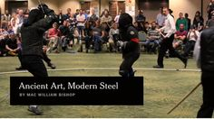 Dessertpin - Longpoint, A Historical European Martial Arts Event Featuring Longsword Competitions