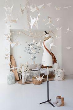 Sukha Amsterdam - Bird garlands by Atelier Sukha