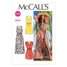 Misses' Dresses-XS-S-M Pattern at Joann.com