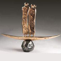Скульптура «Мы едины»