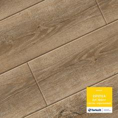 Tarkett Дуб Эффект светло-коричневый: Tarkett / Каталог / Ламинат / Tarkett / Ламинированные покрытия 33 класса / ESTETICA 933