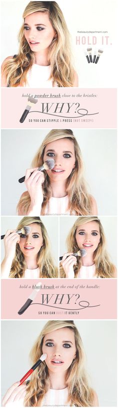 22f273d01c9 Quick Face Brush Tip  Tutorial and Photography by Amy Nadine