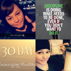 Join me on a thirty day challenge!  I have listed my meal plan along with my workouts!!  I also do 30 minutes of cardio a day check it out!!