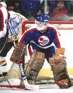 Brian Hayward Ice Hockey Teams, Hockey Games, Field Goal Kicker, Boston Pictures, Nfl Fans, Nhl, Jets, Sports, Photograph